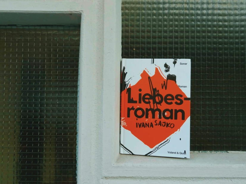 Tino-Schlench-Literaturpalast Ivana Sajko - Liebesroman 2