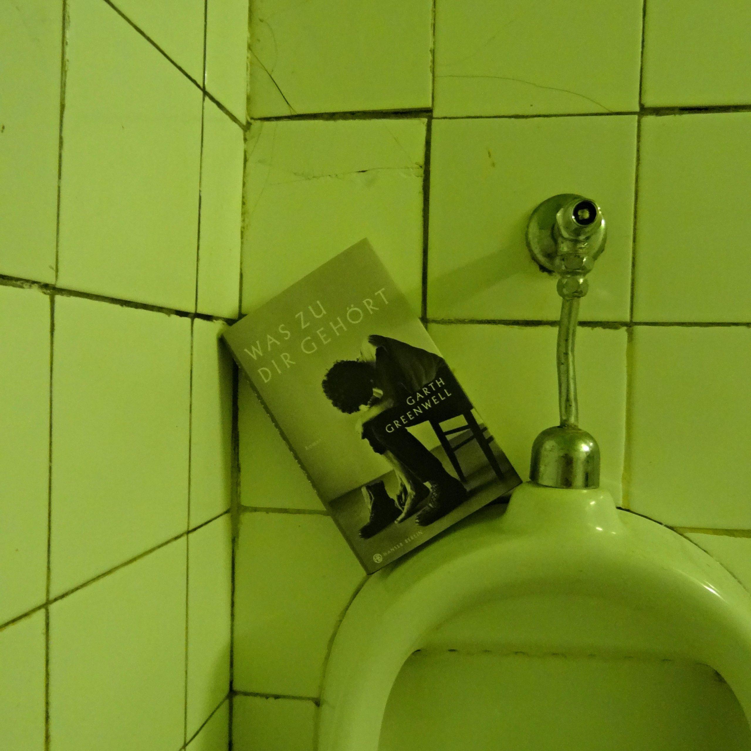 Tino Schlench - Literaturpalast - Garth Greenwell - Was zu dir gehört 1zu1