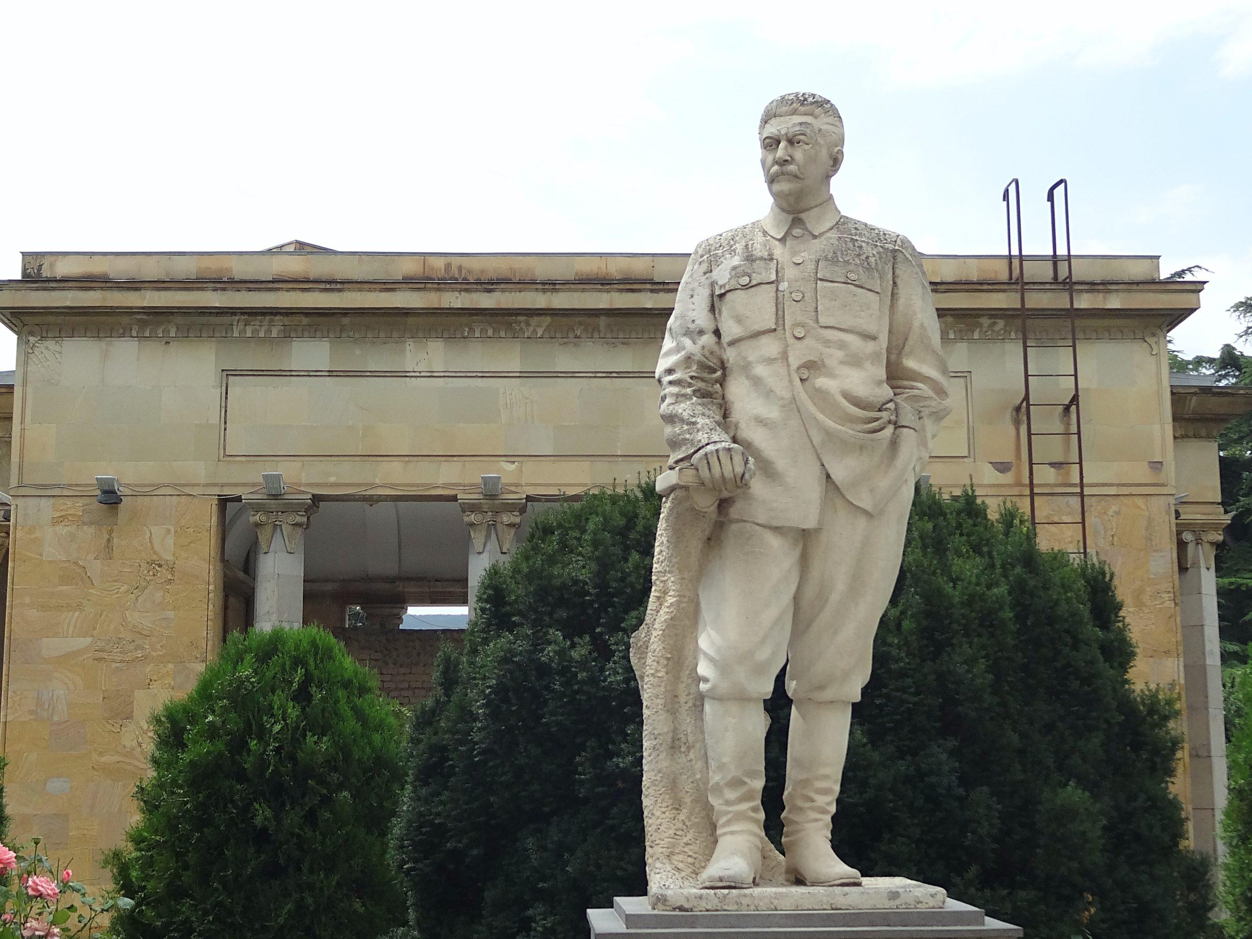 Tino Schlench - Literaturpalast - Stalin-Museum