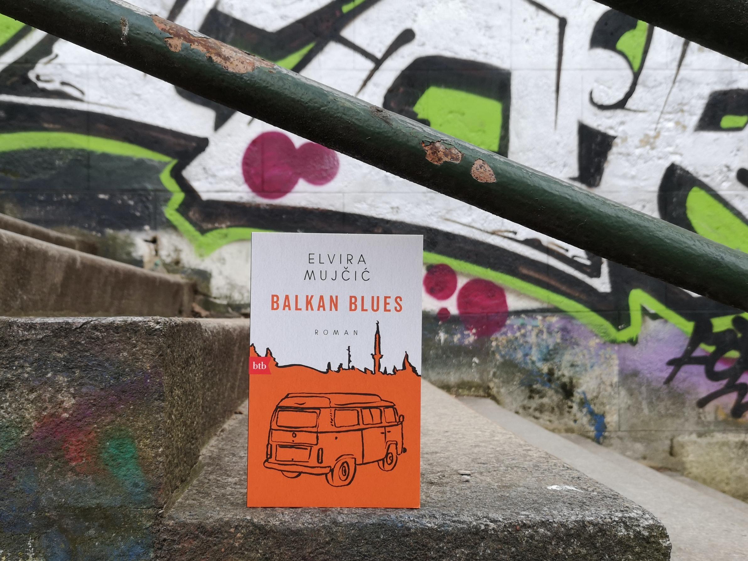 Tino-Schlench-Literaturpalast-Elvira Mujcic - Balkan Blues 2