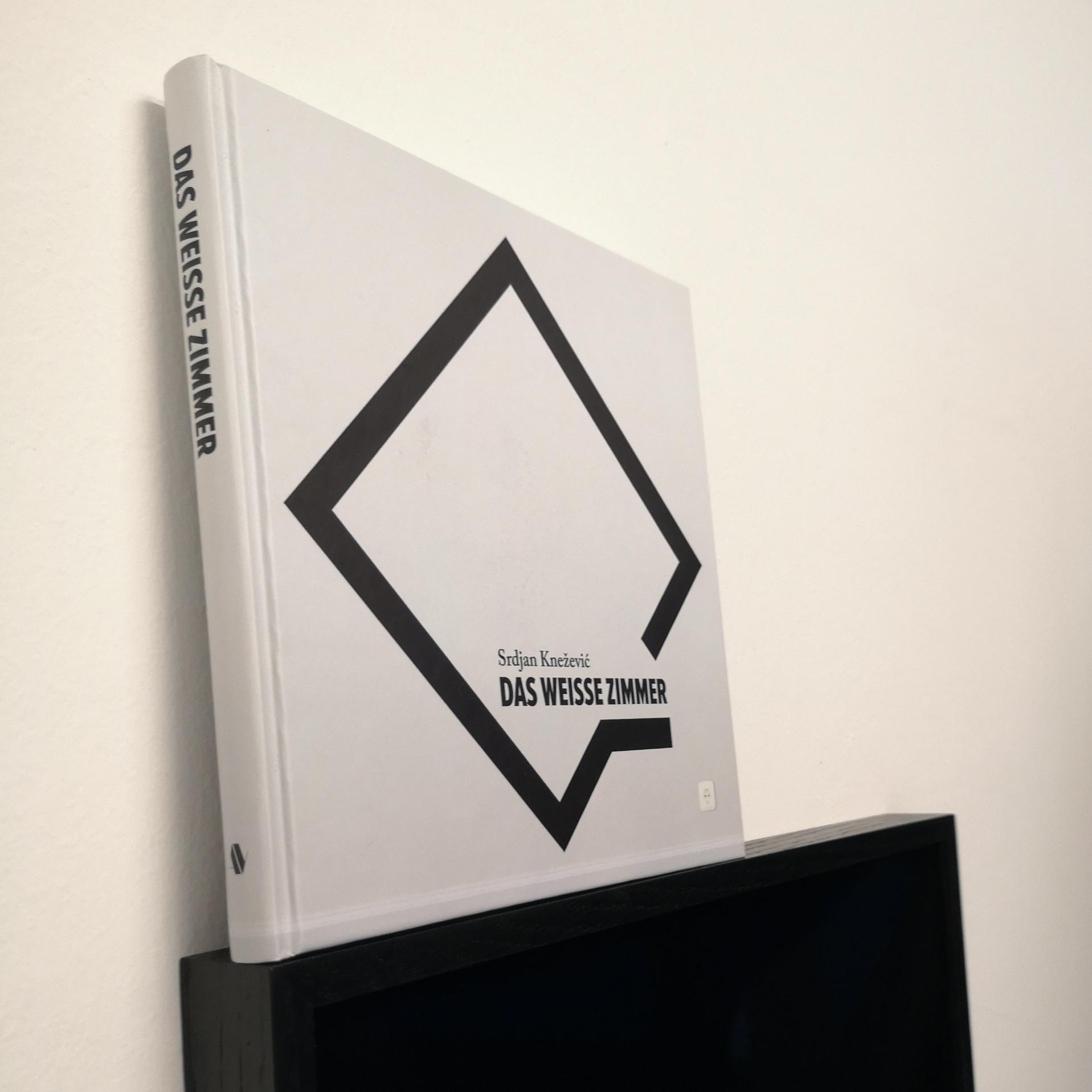 Tino Schlench - Literaturpalast - Srdjan Knezevic - Das weiße Zimmer