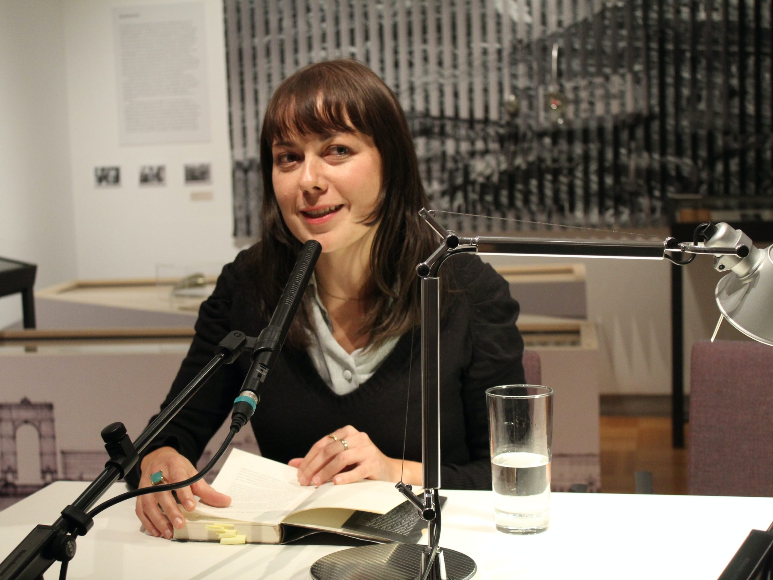 Tino Schlench - Literaturpalast - Stifterhaus Linz - Dana von Suffrin