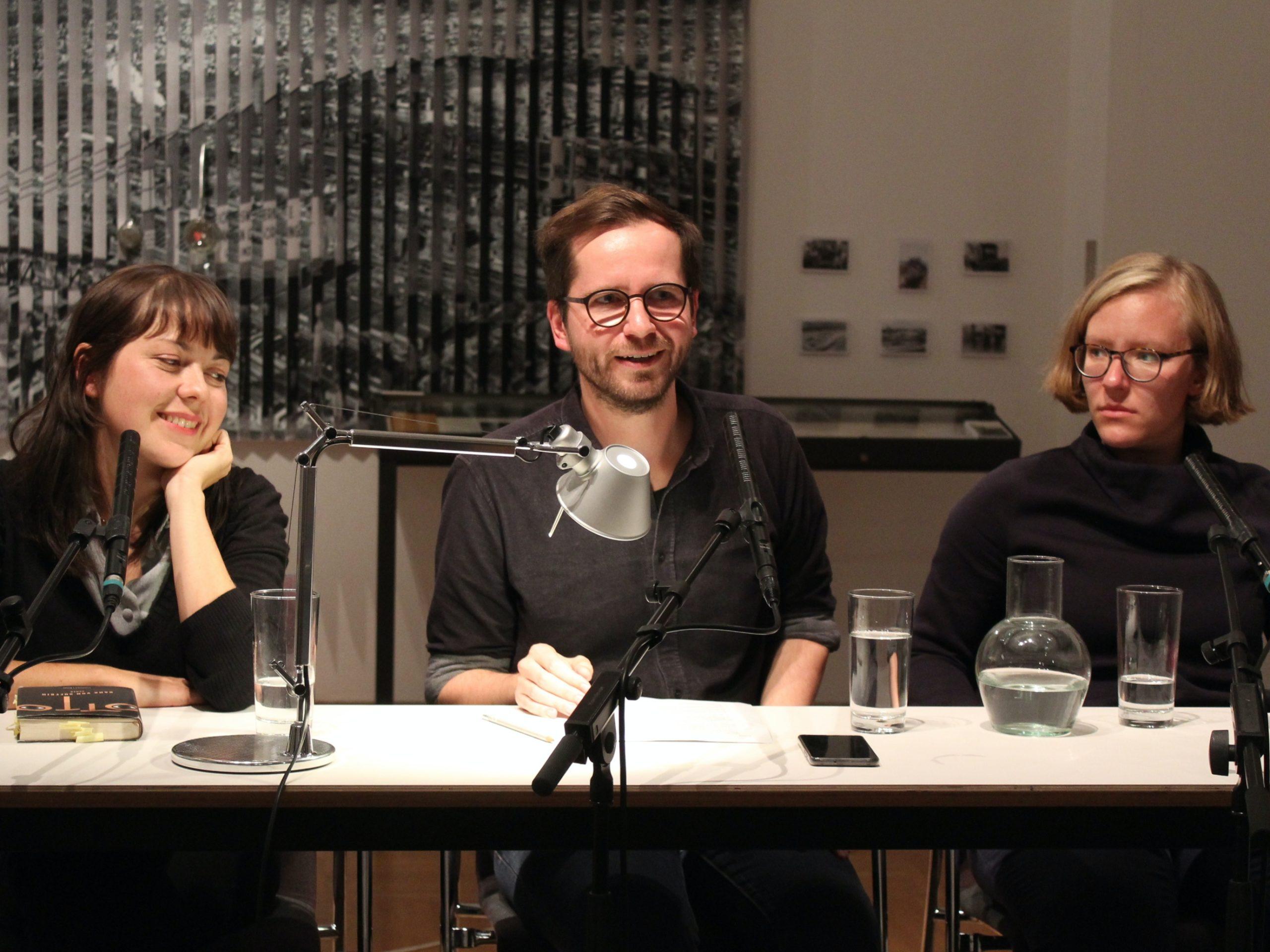 Tino Schlench - Literaturpalast - Stifterhaus Linz Lesung (Vorschaubild)
