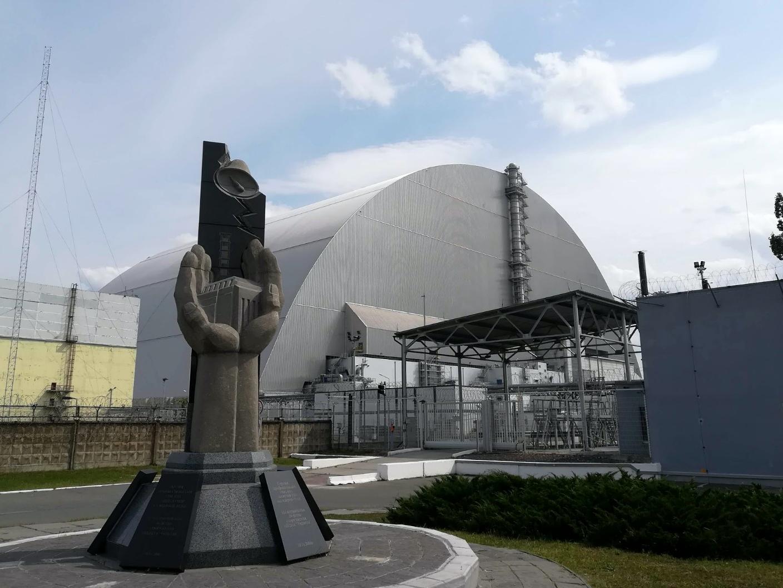 Tino Schlench - Literaturpalast - Tschernobyl